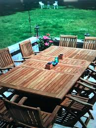 Teak Outdoor Dining Table With Bench Round Set Weathered ... And Teak Fniture Timber Sets Chairs Round Porch Fa Wood Home Decor Essential Patio Ding Set Trdideen As Havenside Popham 11piece Wicker Outdoor Chair Sevenposition Eightperson Simple Fpageanalytics Design Table Designs Amazoncom Modway Eei3314natset Marina 9 Piece In Natural 7 Brampton Teak7pc Brown Classics