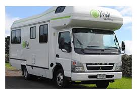 Camper Van And Motorhome Rental In New Zealand