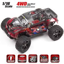 100 Bigfoot Monster Truck Toys REMO 116 RC Toy 4WD OffRoa In