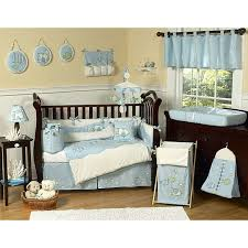 sweet jojo designs fish 9 piece crib bedding set free shipping