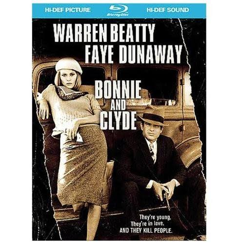 Bonnie and Clyde [New Blu-ray] Rmst, Restored, Subtitled, Widescreen, Digibook