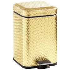 kosmetikeimer treteimer marrakech gold
