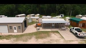 Portable Sheds Jacksonville Florida by Ld Buildings Yulee Fl Youtube