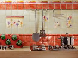 Red Glass Tile Backsplash Pictures by Glass Tile Backsplashes Hgtv