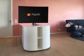 motorized tv lifts flatlift budget tv lifts motorized tv