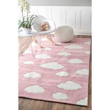 Fresh Pink Area Rugs for Girls Room Innovative Rugs Design