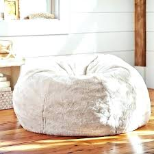 Fuzzy Bean Bags Fluffy Ebay