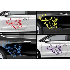 Flowers And Butterflies Car Stickers, Custom Graphic Decal - Girly ... Car Decals Stickers Van Tailgate Auto Owl Decal Survivor Decal Intricate Vinyl Car Truck Latest Design Graphics Vinyl Decals For Cars Waterproof Bonnet How To Remove Vinyl Signs Decals Or Designs From A Car Window Boat Wrap Wraps Boat Horse Horses Cowboy Mountains Scenery 82 Custom Printed Vehicle Graphics Lettering Maryland Sticknerdcom Jdm Stickers Tuner Custom Windshield For Cars Faq Mk7 Ford Fiesta Flower Vine Graphic Girl Reno Prting Grafics Unlimited