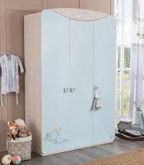 cilek baby boy kleiderschrank kinderkleiderschrank babyzimmer blau holz günstig möbel küchen büromöbel kaufen froschkönig24