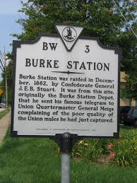 VA BW3 Burke Station
