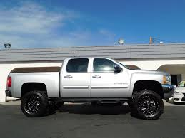 100 2013 Truck Used Chevrolet Silverado 1500 New Lift Wheels And Tires At