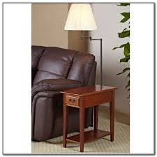 End Table With Attached Lamp by Floor Lamps With Tables Attached Uk Lamps Home Decorating