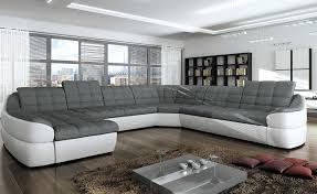 couchgarnitur infinity xl u sofa mit schlaffunktion