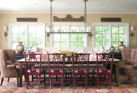 Decoration Incredible Accent Chairs Under Dining Room Traditional With Area Rug Bold Decor Ideas