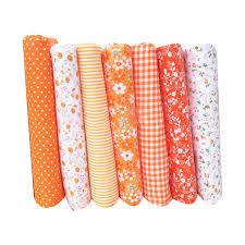 tissus pour rideaux pas cher funique 7 pcs coton tissu pour patchwork feutre mou pas cher tissu