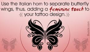 A Mark From The Past Awesome Italian Horn Tattoo Design Ideas