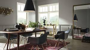 Two Tone Walls With Chair Rail by Dining Room Paint Color Ideas Two Tone Wall Colors Examples Formal