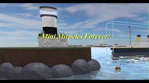 Roblox Rms Olympic Sinking by Mini Miracles Forever Commercial Youtube