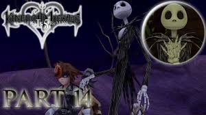 Halloweentown 2 Characters by English Halloween Town Kingdom Hearts Final Mix Part 14 Hd 1 5
