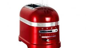 Kitchenaid 2 Slice Toaster Candy Apple Red Artisan Review
