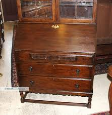 Secretary Desk With Hutch Plans by Furniture Intriguing Antique Drop Front Secretary Desk With Hutch