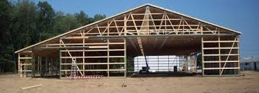 How To Pole Building Construction by Building A Pole Barn Site Prep Considerations