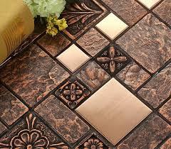 stainless steel backsplash kitchen ceramic floor tile b963 porcelain