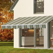 Patio Awnings | Amazon.com Outdoor Marvelous Retractable Awning Patio Covers For Decks All About Gutters Deck Awnings Carports Rv Shed Shop Awnings Sun Deck A Co Roof Mount Canopy Diy Home Depot Ideas Lawrahetcom For Your And American Sucreens Decor Cozy With Shade Pergola Design Magnificent Build Pergola On Sloped Shield From The Elements A 12 X 10 Sunsetter Motorized Ers Shading San Jose