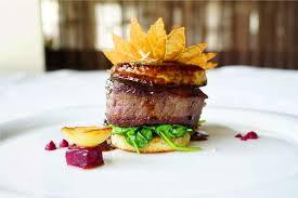 cuisine et vie la vie creative cuisine menu at vie hotel