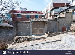 100 Houses In South Korea In Cheon Stock Photo 66614650 Alamy