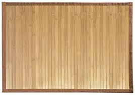 duschmatte badematte läufer navaris badvorleger bambus mit