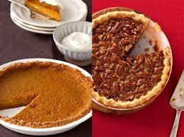 Healthy Light Pumpkin Dessert by Which Is Healthier Pumpkin Or Pecan Pie Food Network Healthy