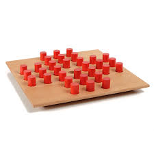 Solitaire Classic Wooden Boardgame