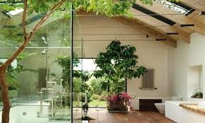 Best Plant For Bathroom by 4 Inspiring Bathrooms With Plants Care2 Healthy Living