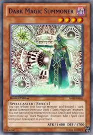 dark magician support card advanced card design yugioh card