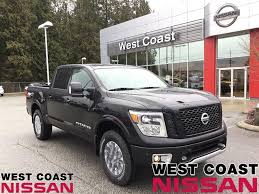 New 2018 Nissan Titan PRO-4X For Sale In Vancouver, Maple Ridge, BC.