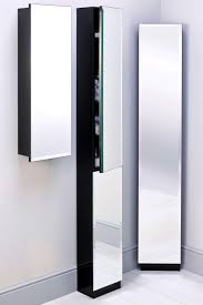 Tall Bathroom Corner Cabinets With Mirror by Bathroom Exciting Bathroom Ideas Corner Cabinet White Dresser