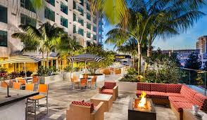 Grand Resort Keaton Patio Furniture by Downtown Los Angeles U0027 Highly Anticipated Ten50 Towers Welcomes