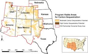 Define The Word Carbon Sink by Improving Estimates Of Rangeland Carbon Sequestration Potential In