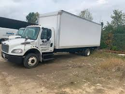 FREIGHTLINER Box Truck - Straight Trucks For Sale 2018 Used Isuzu Npr Hd 16ft Dry Boxtuck Under Liftgate Box Truck 2019 Freightliner Business Class M2 26000 Gvwr 24 Boxliftgate Rental Truck Troubles Nbc Connecticut Liftgate Service Sidemount Lift Gate For Trucks Gtsl Series Waltco Videos Tommy Gate What Makes A Railgate Highcycle 2014 Nrr 18ft Box With Lift At Industrial How To Operate Youtube Ftr With 16 Maxon Dovell Williams 2016 W Ft Morgan Dry Van Body Hino 268a 26ft