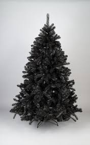 Black Colorado Pine Artificial Christmas Tree 65ft Tall 4ft Wide