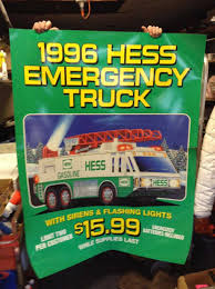 Vintage Large Hess Truck Posters Hess Toy Trucks Are Leaving The Station Fox News 2016 Toy Truck And Dragster This Is Where You Can Buy 2015 Fortune Helicopter 2006 Hess Truck Rv Family Travel Atlas Holiday 2011 And Race Car Momtrends Miniature Airplane Racer Tanker Miniature Amazoncom Hess 1996 Emergency Ladder Fire Trucks Toys New Imgur Walmartcom Games 2018 Truck Mini Collection Brand In Box Free Shipping