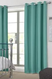 Teal Blackout Curtains 66x54 by Best 25 Teal Eyelet Curtains Ideas On Pinterest Teal Lined