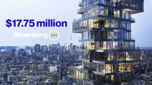 100 New York City Penthouses For Sale Tour A 1775 Million NYC Penthouse In 360