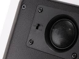 Sonance In Ceiling Speakers by Caliber In Wall Speakers 6 5in Fiber 2 Way Pair Monoprice Com