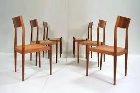 Eames Dining Chairs Gumtree Australia Free Local Classifieds 6 Vintage Danish Chairsteak Parkerflereamesmoller Era Chair Replica Uk