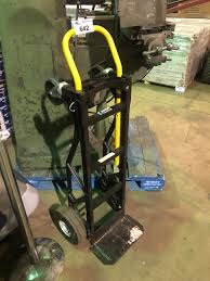 HARPER ADJUSTABLE 2 WHEEL HAND TRUCK