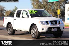 Nissan Frontier For Sale In Sacramento, CA 94203 - Autotrader