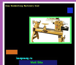 ebay woodworking machinery used 094131 the best image search