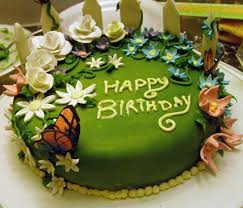 Birthday cake for girlfriend 2
